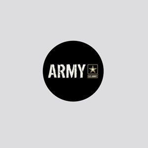 U.S. Army: Army (Black) Mini Button