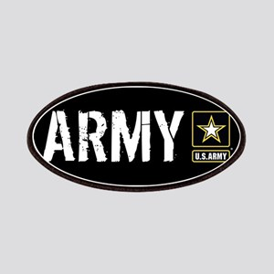 U.S. Army: Army (Black) Patch