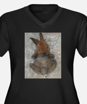 Mini Rex Baby Plus Size T-Shirt