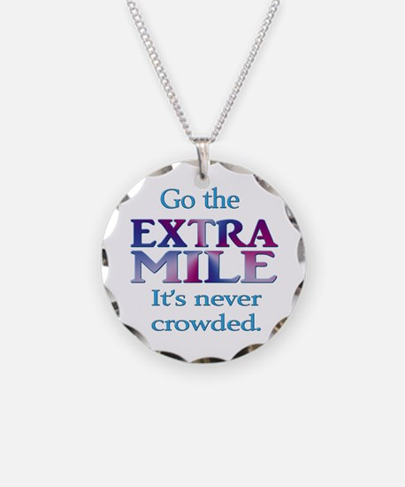 Extra Mile Necklace