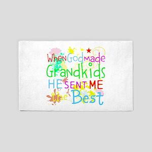 Best Grandkids Area Rug