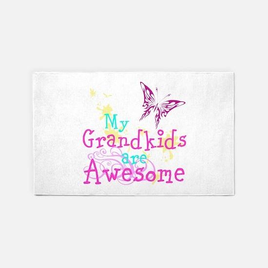 Awesome Grandkids Area Rug