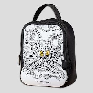 Octopocalypse Neoprene Lunch Bag