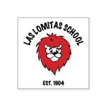 Las Lomitas Sticker