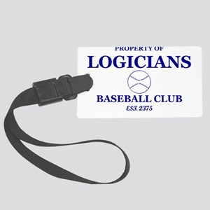 Vulcan Logicians Luggage Tag