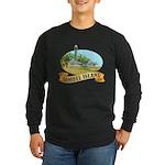 Sanibel Lighthouse - Long Sleeve Dark T-Shirt