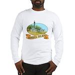 Sanibel Lighthouse - Long Sleeve T-Shirt
