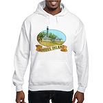 Sanibel Lighthouse - Hooded Sweatshirt