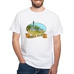 Sanibel Lighthouse - White T-Shirt