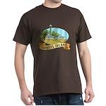 Sanibel Lighthouse - Dark T-Shirt