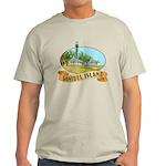 Sanibel Lighthouse - Light T-Shirt