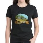 Sanibel Lighthouse - Women's Dark T-Shirt