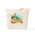 Sanibel Lighthouse - Tote or Beach Bag