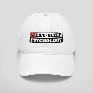 Eat Sleep Psychology Cap