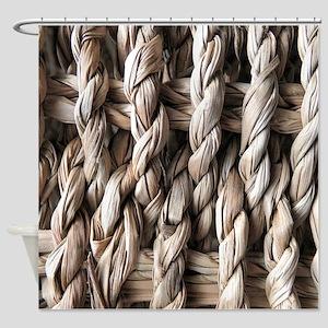 Seagrass Shower Curtain