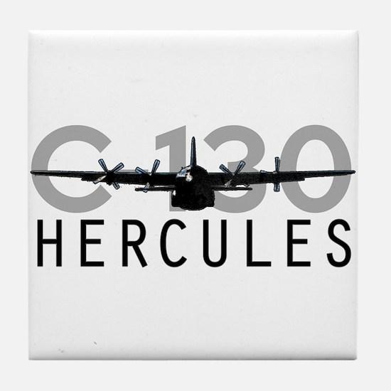 C-130 Hercules Tile Coaster