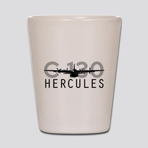 C-130 Hercules Shot Glass