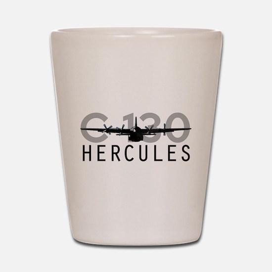 C-130 Hercules Shot Glass