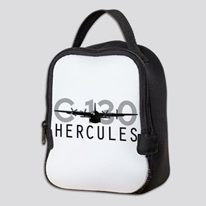 C-130 Hercules Neoprene Lunch Bag