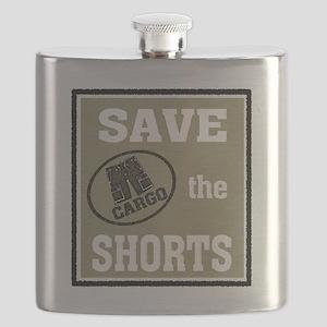 CARGO SHORTS Flask