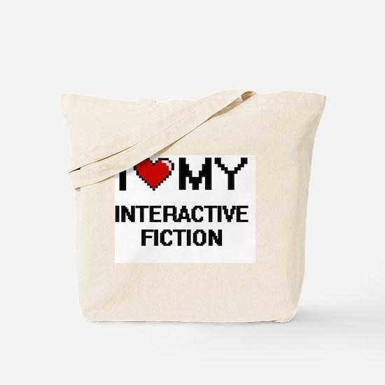 Cute Infocom Tote Bag