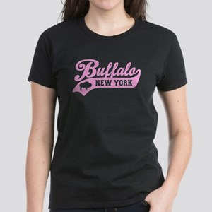 Buffalo New York Women's Dark T-Shirt