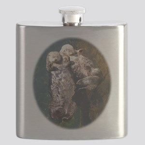 otterly adorable Flask