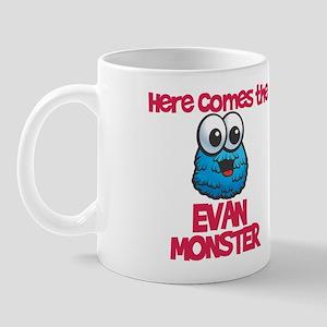 Evan Monster Mug