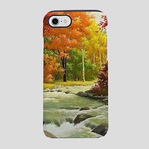 Autumn Landscape Painting iPhone 8/7 Tough Case