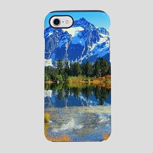 Mountain At Autumn iPhone 8/7 Tough Case