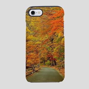 Park At Autumn iPhone 8/7 Tough Case
