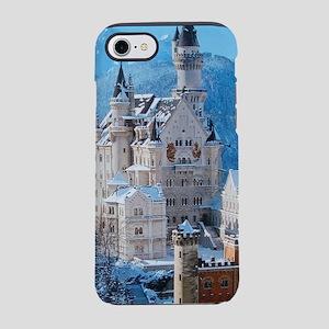 Castle In The Winter iPhone 8/7 Tough Case
