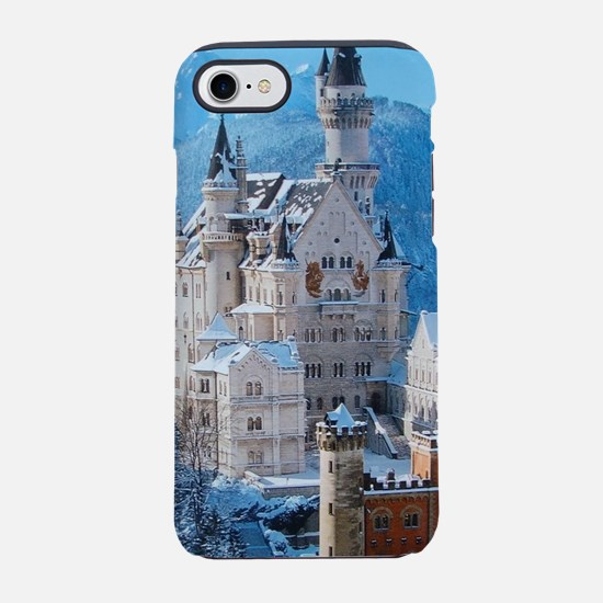 Castle In The Winter iPhone 8/7 Tough Case