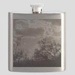 Brush Backlight Southwest Flask