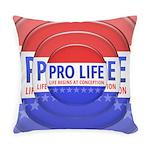 Pro Life Everyday Pillow