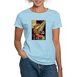 Madonna/Rottweiler Women's Light T-Shirt