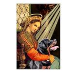 Madonna/Rottweiler Postcards (Package of 8)