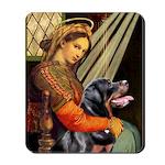 Madonna/Rottweiler Mousepad