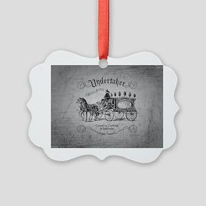 Undertaker Vintage Style Ornament