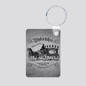 Undertaker Vintage Style Keychains