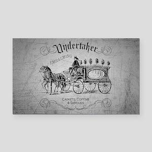 Undertaker Vintage Style Rectangle Car Magnet