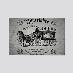 Undertaker Vintage Style Magnets