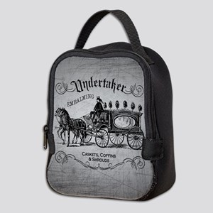 Undertaker Vintage Style Neoprene Lunch Bag