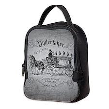 Undertaker Vintage Style Neoprene Lunch Bag