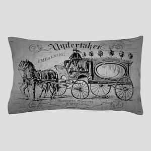 Undertaker Vintage Style Pillow Case