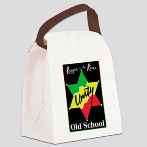 RoR_OldSchool_ Canvas Lunch Bag
