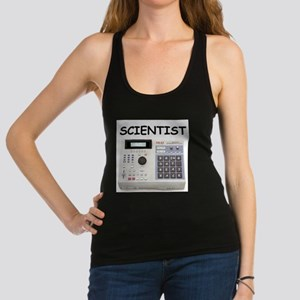 SCIENTIST. Racerback Tank Top