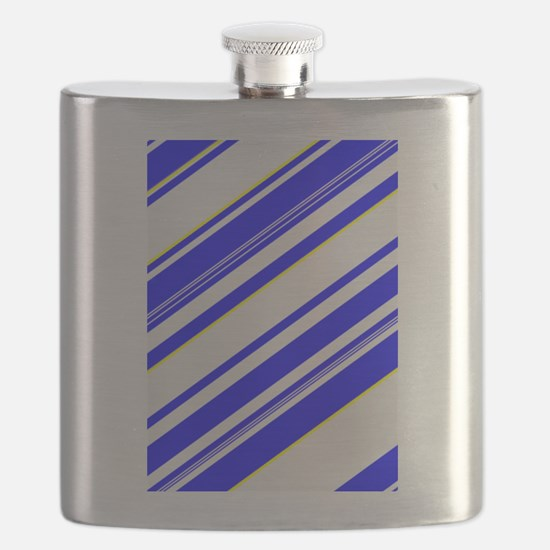Blue Reality Tito's Fave Flask