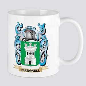 Carbonell Coat of Arms - Family Crest Mugs