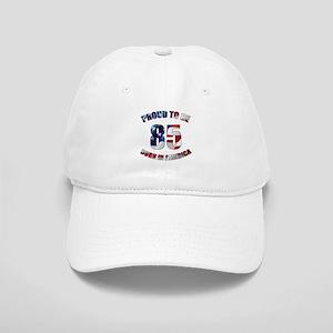 American 85th Birthday Cap